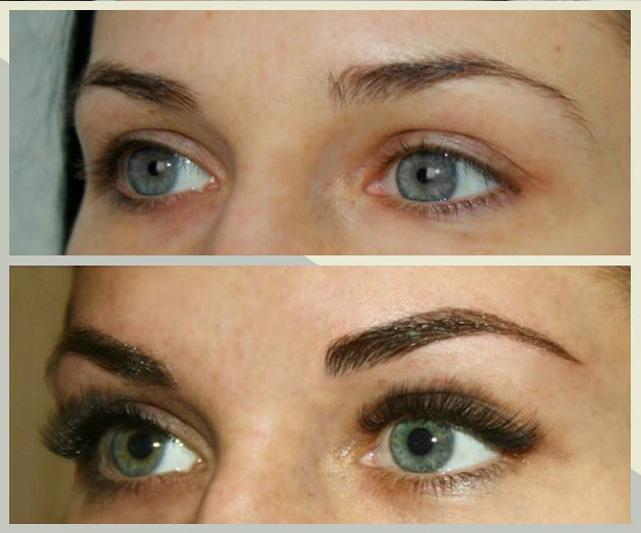 permanentni makeup obočí