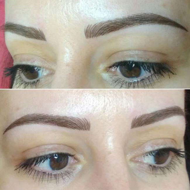 metoda Taffy, permanentní make up, Praha